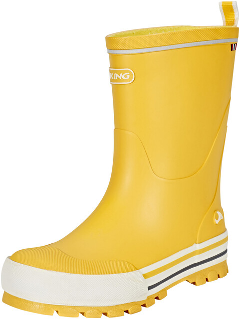 viking jolly gummistøvler yellow barn sko støvler,viking